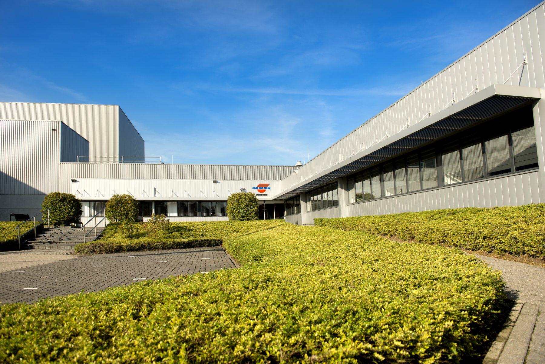 Jan de Rijk Logistics kantoor in Roosendaal