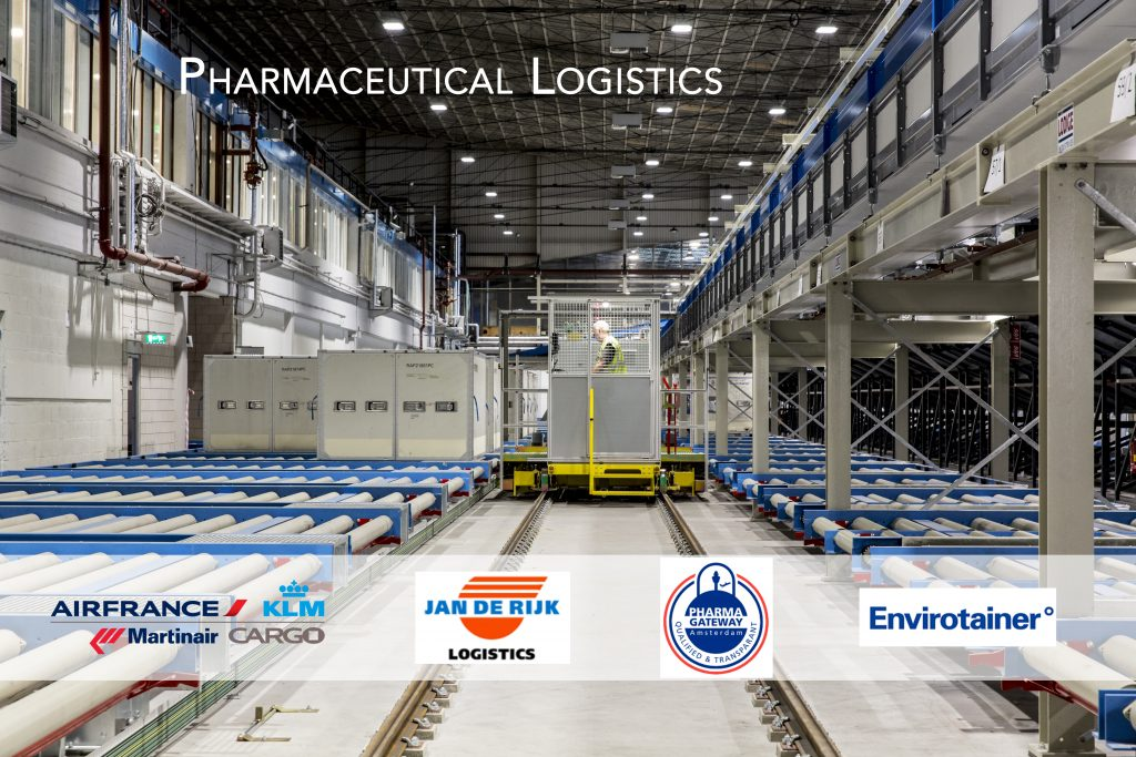 Pharmaceutical Logistics