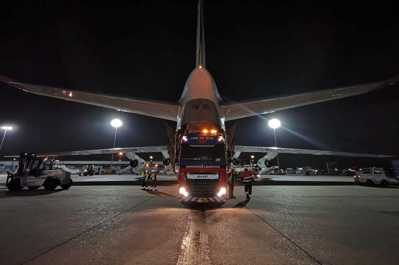 Jan de Rijk Aerospace Logistics