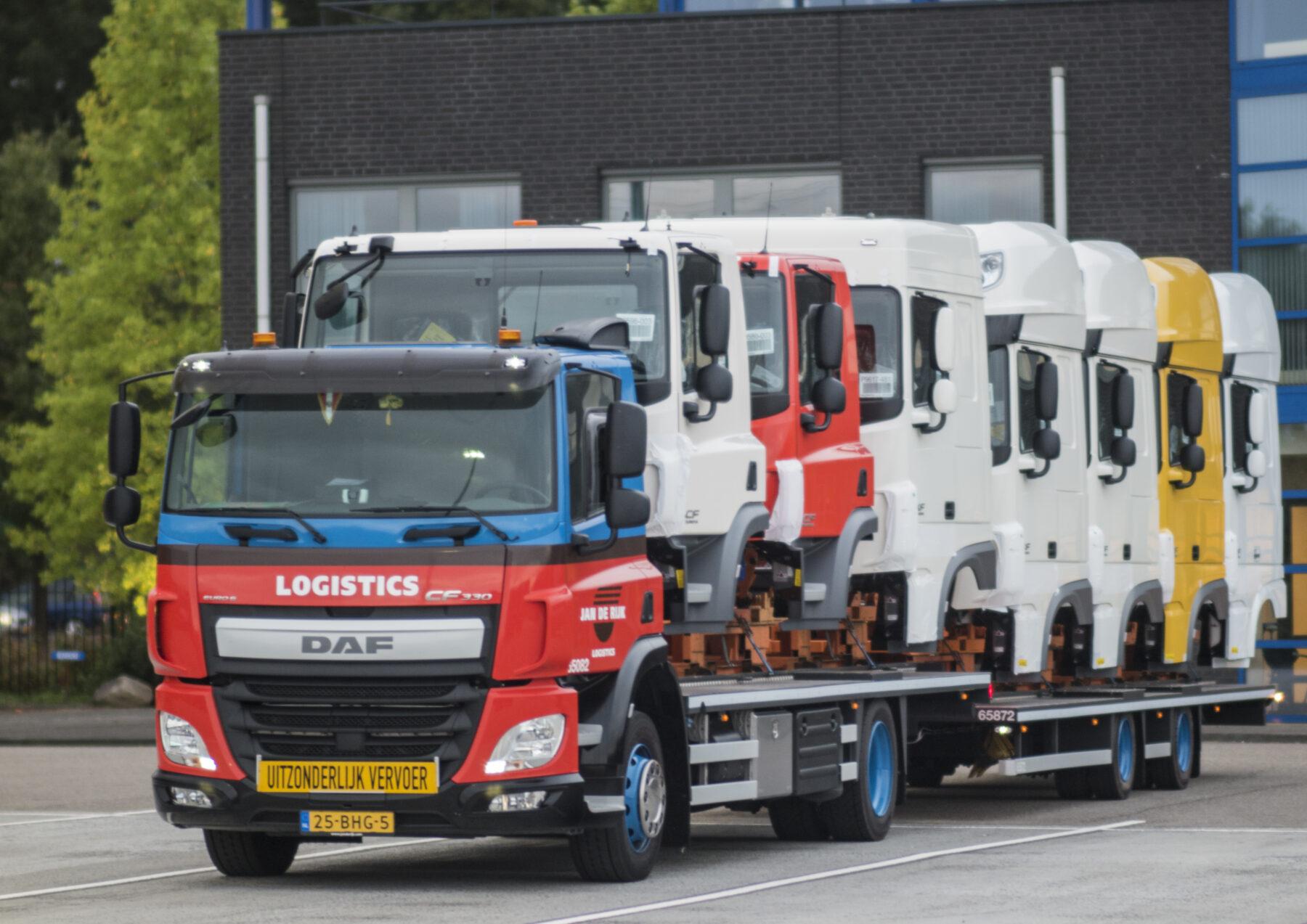 Jan de Rijk Automotive Logistics