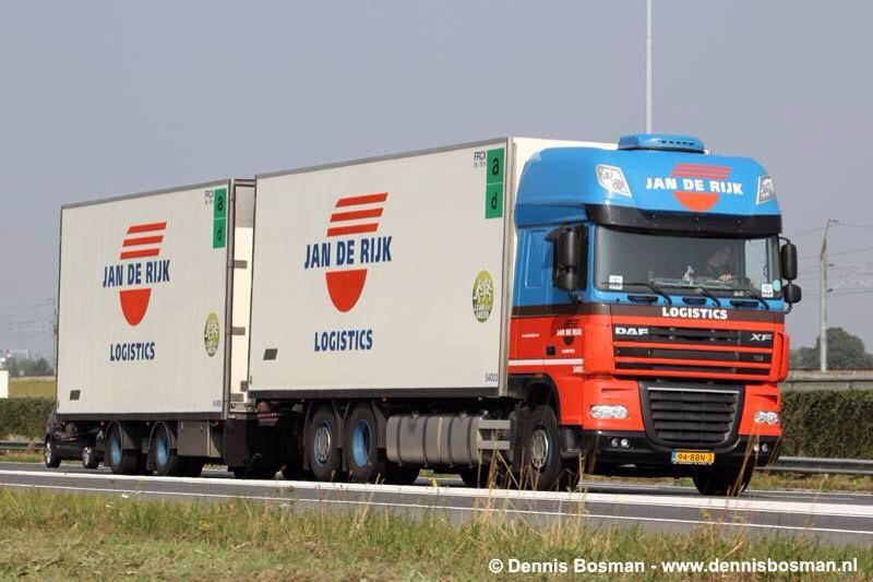 Transport naar Italië