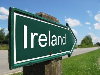 Ireland direction