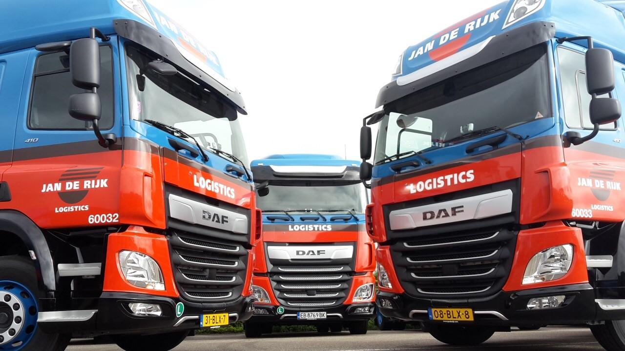 Trucks front