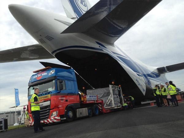 Aerospace transport