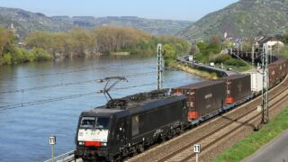train intermodal